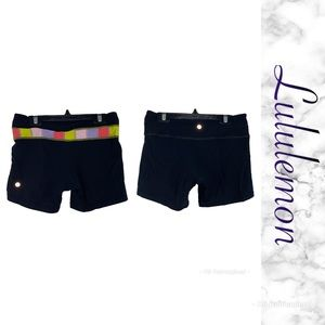 Groove reversible shorts